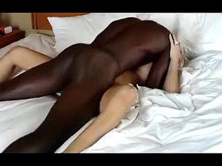 Hot housewife loves black cocks